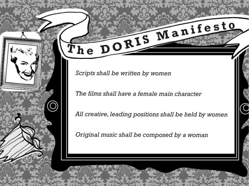 Doris film manifest