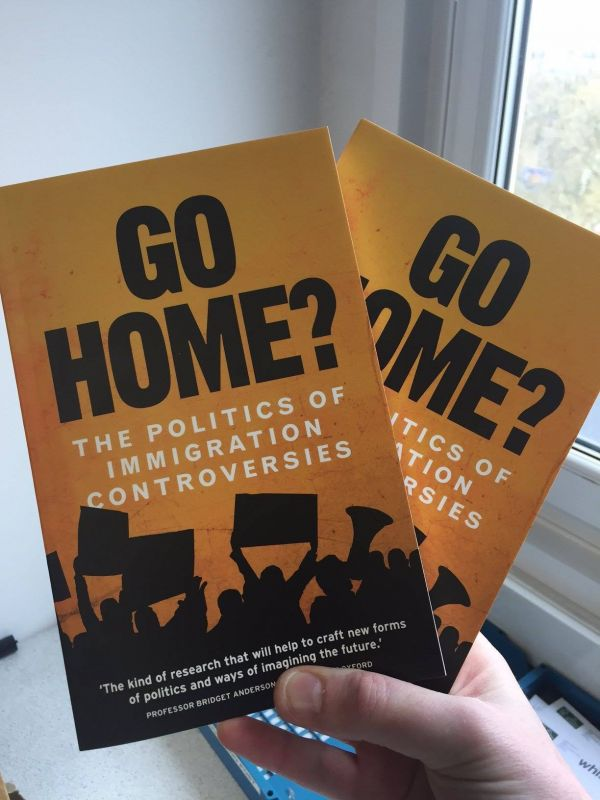 Go home? The politics of immigration controversies